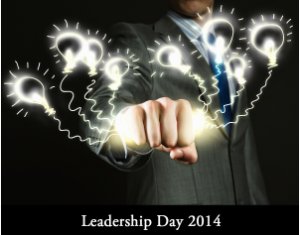Calling all bloggers  – Leadership Day 2014 Dangerously Irrelevant