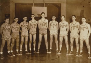 1951-52_Old_Forge_High_School_Basketball_Team