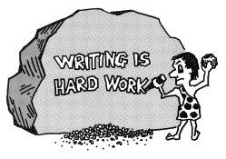 writinghardwork